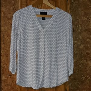 Cynthia Rowley excellent women's top size small
